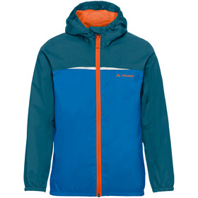 VAUDE Turaco Jacket Kinder baltic sea